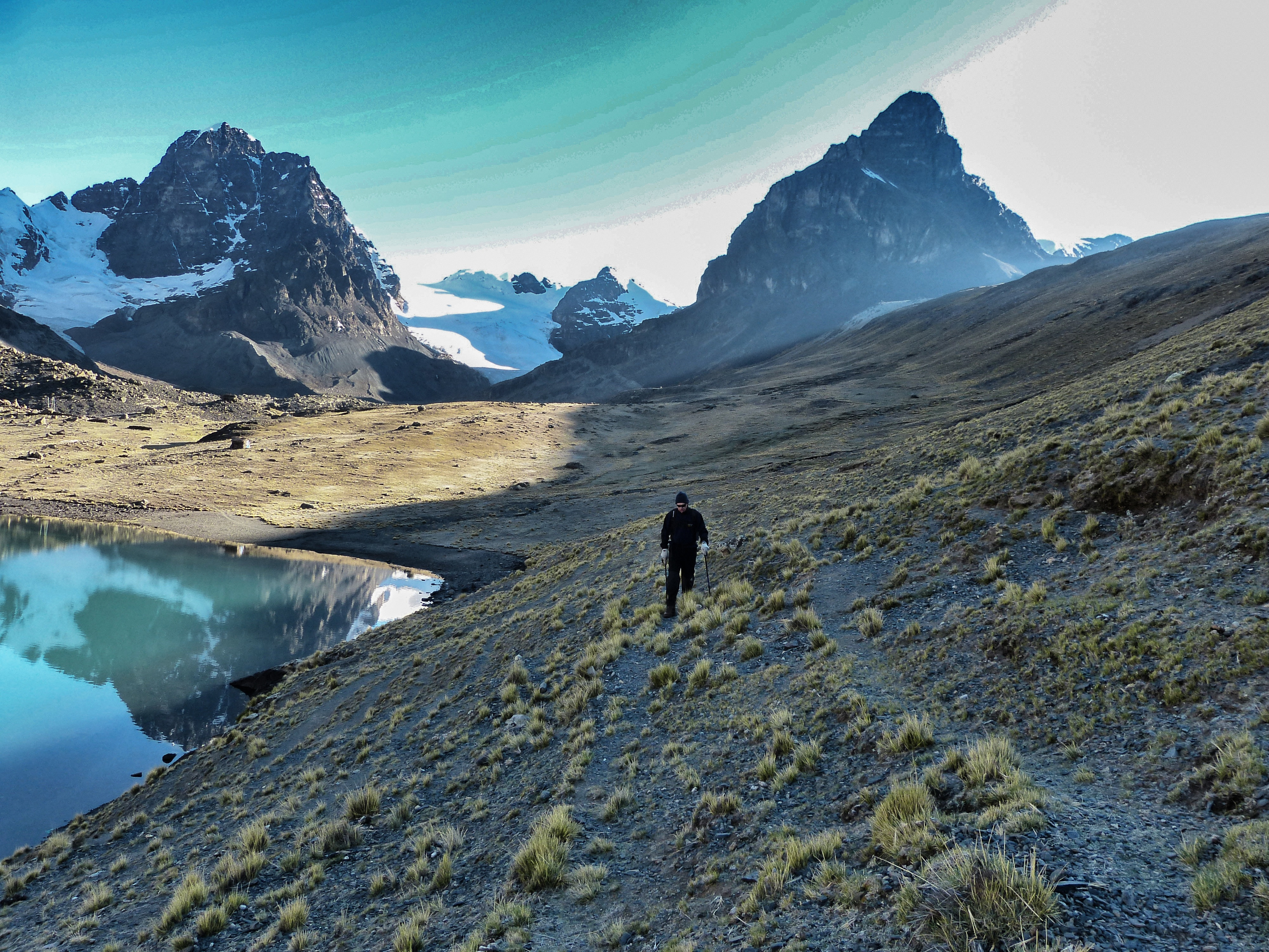 The Scale Of The Bolivian Andes Thirdeyemom
